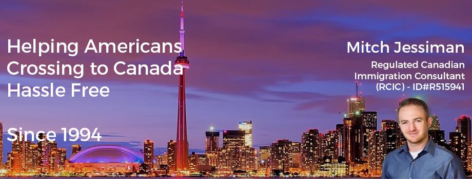 Canada Border Crossing Services