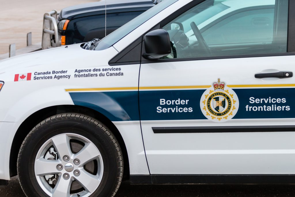 Canadian Border Crossing Services